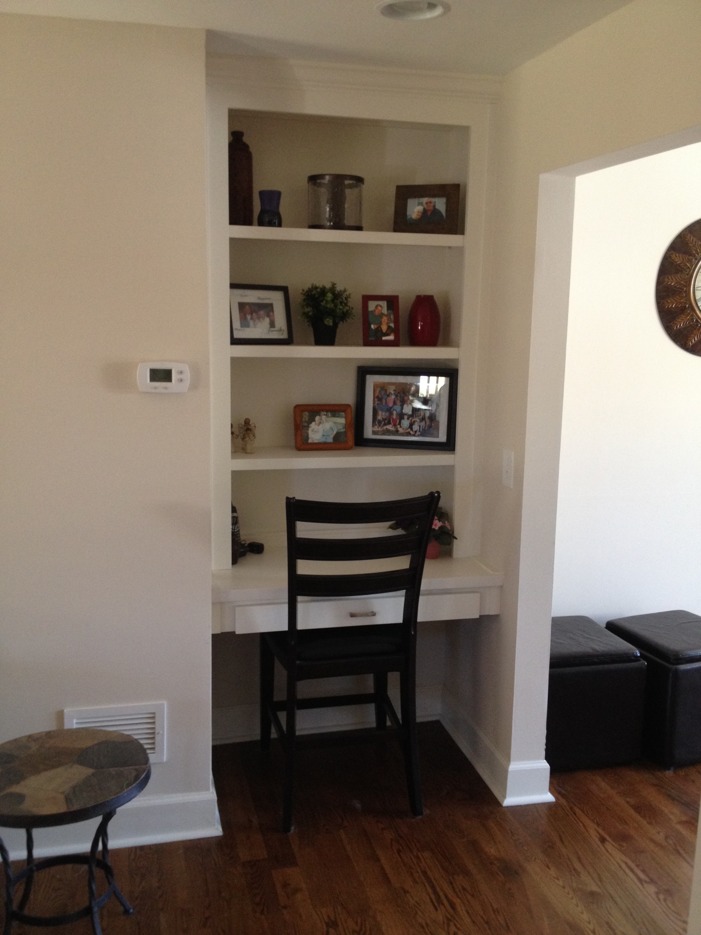 Desk and Bookcase in Buford, GA