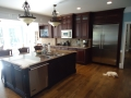 Custom European Kitchen 2 in Winder, GA